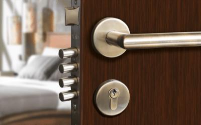 Cerraduras que pueden mejorar la seguridad del hogar